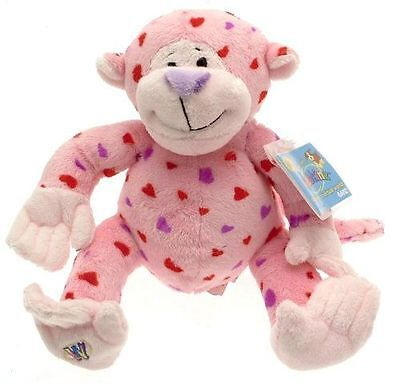 Webkinz Love Monkey NEW with Sealed Code/Tag