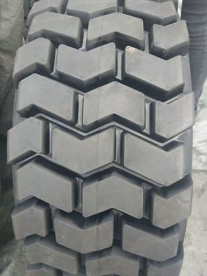 1 New 10X16.5 12PLY, Heavy Duty NON-DIRECTIONAL SKID STEER TIRES 10-16.5 10165