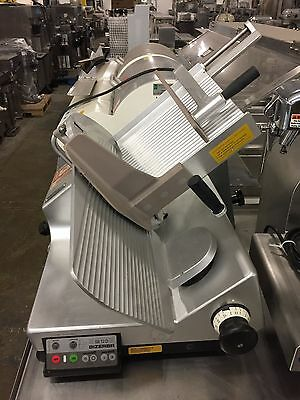 BIZERBA SE12D AUTOMATIC Commercial Deli Meat Cheese Slicer