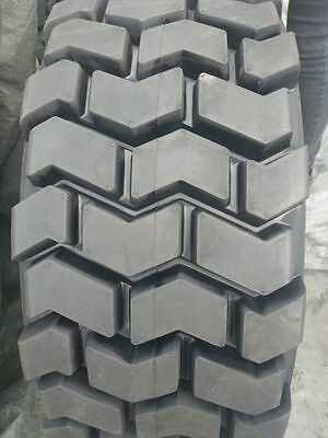 4 New 12X16.5 14PR, Heavy Duty NON-DIRECTIONAL SKID STEER TIRES 12-16.5 12165