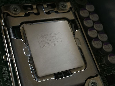 Matched Pair Intel Xeon X5675 SLBYL 6-Core 3.06Ghz 12M 6.4 GT/s CPU