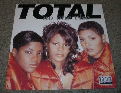 "No One Else Total~1995 Hip Hop 12"" Single~Bad Boy~FAST SHIPPING!!!"