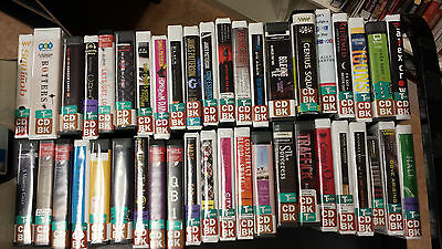 "Huge Lot of 44 Young Adult UNABRIDGED ""TEEN"" FICTION Audio Books on CD's"