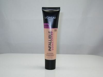 Loreal Infallible Insgesamt Cover Foundation L'ORÉAL Shade WÄHLEN