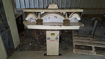 Unipress Cuff and Collar Dry Cleaning Equipment Machine Steam Shirt Press Used