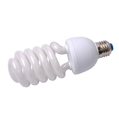 Studio 45W Light Bulbs 5500K Energy Saving Day Compact Fluorescent Lighting