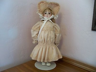 French Reproduction Mary Mosser Claudine Doll