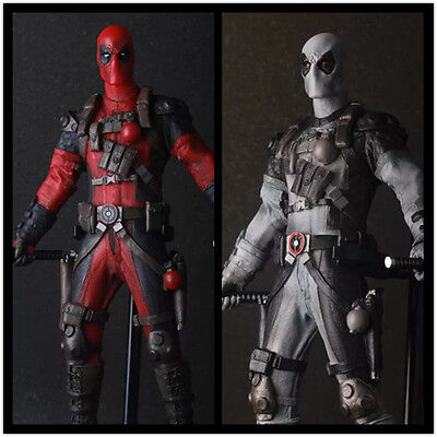 The Avengers X-Men 28cm Deadpool Wade Winston Wilson Action Figur NEU MIT BOX