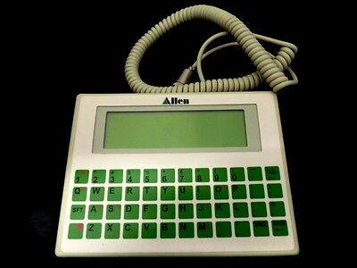 Allen  M1500 Control Keyboard With Screen
