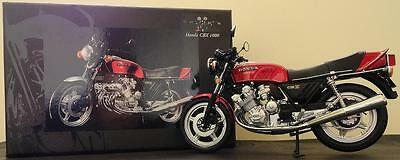 Minichamps 1:12 - Honda Cbx1000 - Red/black - Only 1 On Ebay - New & Very Rare !