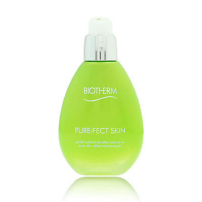Biotherm Pure Fect Skin Hydrating Gel Normal To Oily Skin Pflege 50ml