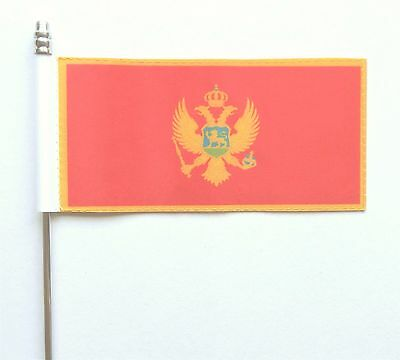 Montenegro Ultimate Table Flag