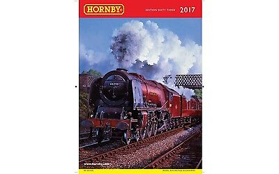 Hornby R8154 Hornby Catalogue 2017 Edition Sixty Three 63 - FREE POSTAGE