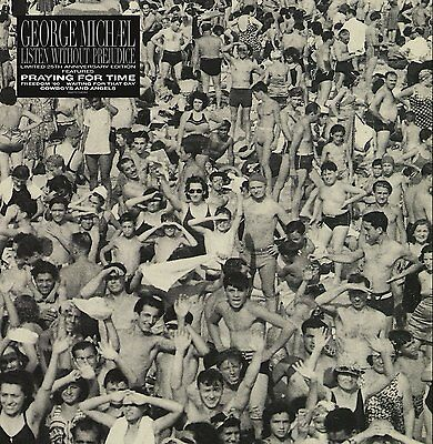 GEORGE MICHAEL 'LISTEN WITHOUT PREJUDICE 25' (Remastered) VINYL LP (3 March 2017