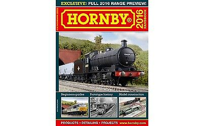 Hornby R8153 Hornby Handbook 2016 TO CLEAR - FREE POSTAGE
