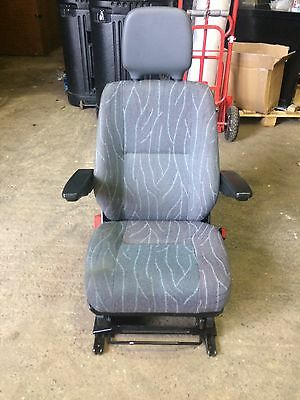 Sprinter Or Crafter Drivers Seat With Arm Rests