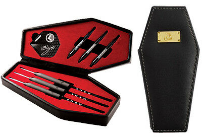 Winmau Ted Hankey Leatherette Vampire Darts & Accessory Coffin Case Only
