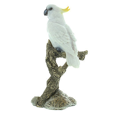 Juliana Cockatoo Parrot Bird Figurine / Ornament / Sculpture.New & Boxed.68405