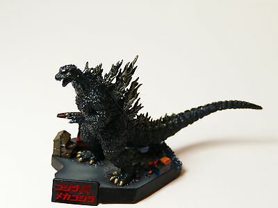 Godzilla vs. x Mechagodzilla Diorama PVC Figure from Japan.