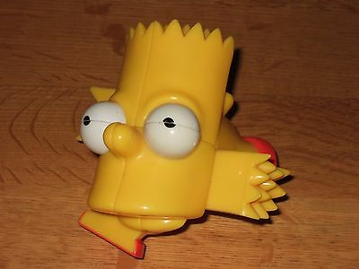 Simpsons Rubiks Cube.  Bart Head.  Good Condition. Rare !!!
