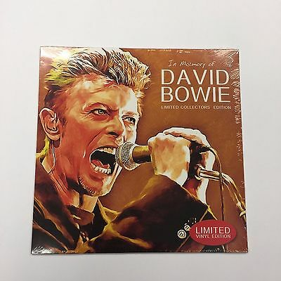 David Bowie ‎– In Memory Of David Bowie (VINYL) New and sealed