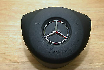 C W205, Cls W218 Mercedes  Driver Steering Wheel  Airbag Cover