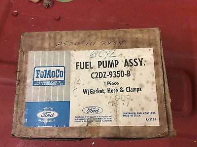American Ford 6 Cylinder car truck 170/200 u in