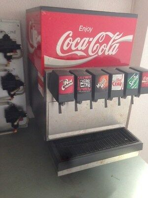 Coke Fountain Drink Machine - Six head - GREAT CONDITION