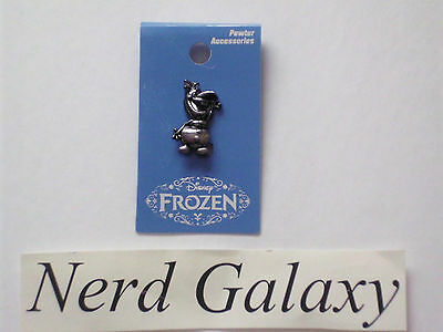 Disney Frozen Olaf Pewter Lapel Pin Licensed Disney NEW! FREE SHIPPING!