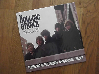 Rolling stones - Live at the BBC... and beyond, Czech press, purple vinyl EX/EX
