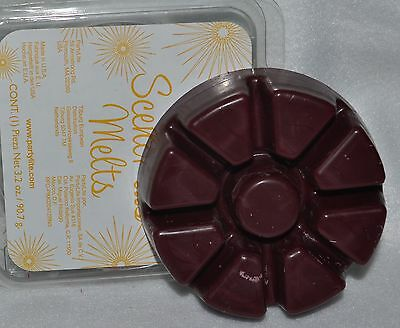 PARTYLITE MULBERRY wax scented melts tray SCENTS PLUS line bnib