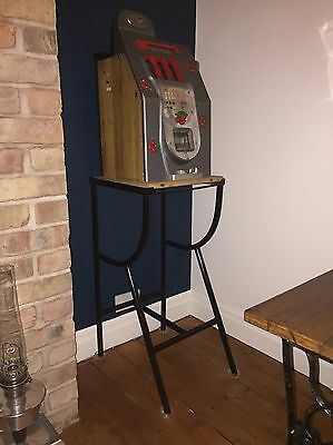 One Armed Bandit Slot Machine Stand