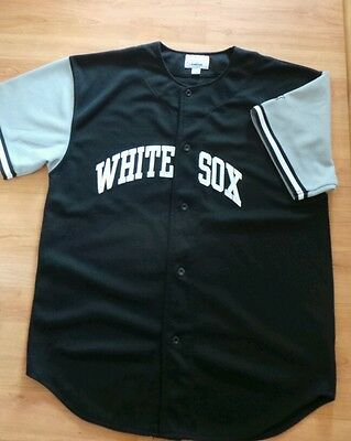 VTG retro Chicago White Sox baseball jersey from Starter in size XL