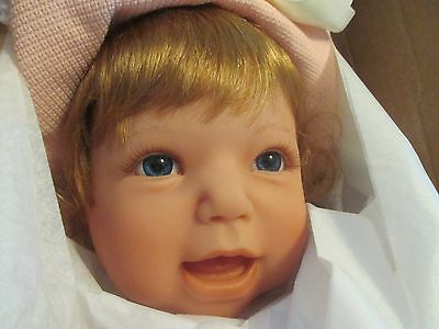 Original 1998 Middleton Limited Edition Doll Little Chickadee Model 00086 w COA