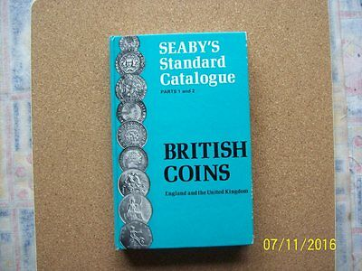 Seabys standard catalogue of british coins 10 th edition