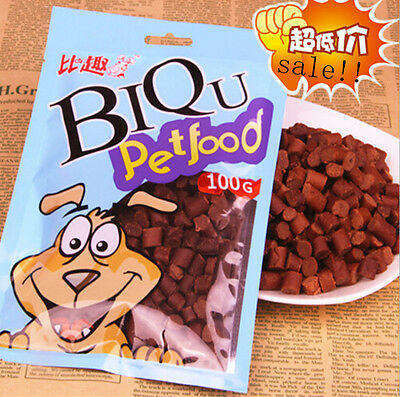 Puppy Pet Snack Food Small Bite Size Dog Food100g Good Friends Mini Healthy Dog