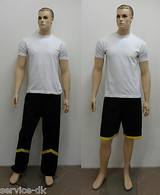 Traditionelle Wing Tsun WT Hose + Shorts - Großmeister - NEU