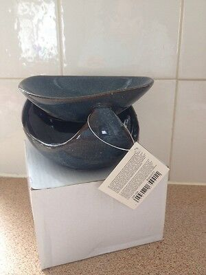 Abstract Oil Burner New With Box