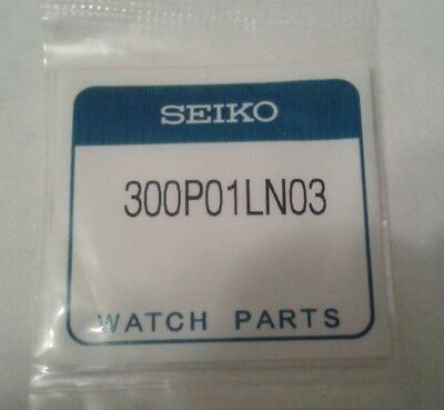 Replacement Mineral crystal For Seiko 7S26-01T0 SNK305 #177