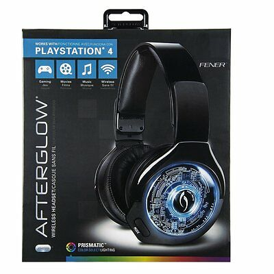 PDP Afterglow Fener Headset for PS4/PS3 - BRAND NEW SEALED