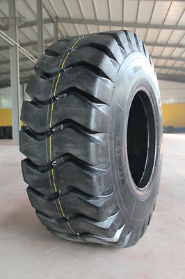 4 New 26.5-25 28Ply Rating E3 / L3 Earthmover Loader tire 26.5X25 26525
