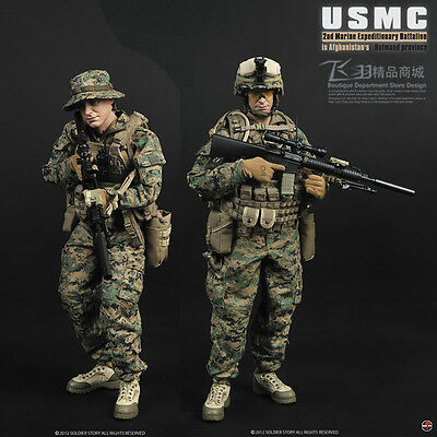 1/6 scale Soldier story SS066 USMC 3.0 2nd Marine Expeditionary Battalion figure