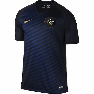 Australia 2016-17 AWAY Football Shirt Socceroos RRP £65 BNWT Size Large