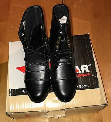 NEW Equistar Lace Paddock Boots- Ladies Size 6.5