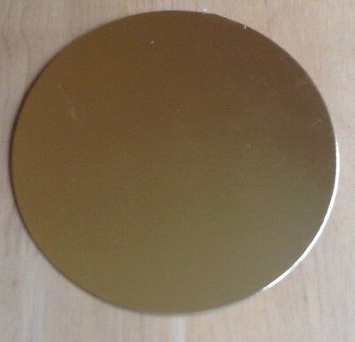 14cm Gold Circle Cake Boards Cake Bases Single Portion Cards