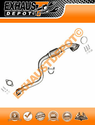 2004 2005 2006 2007 2008 Pontiac Wave 1.6L Direct-Fit Front Flex Pipe