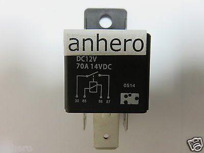 Starter relay for Aprilia Sportcity 125 One - Built 09-13 and Many Models