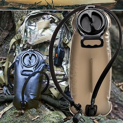Hydration Water Bladder Backpack Water Storage Military Pack Water Reservoir D1
