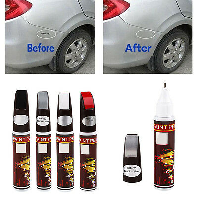 4 Colors Professional Car Repair Pen Fix It Pro Car Scratch Remover Painting Pen