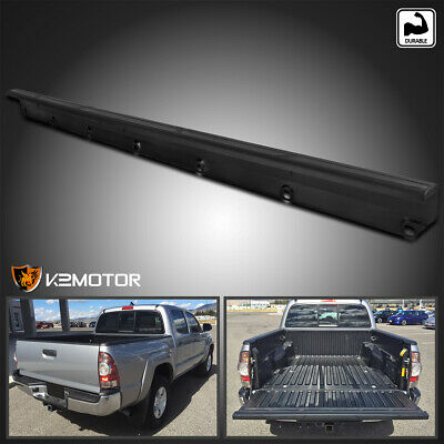 For 2005-2015 Toyota Tacoma Tailgate Upper Protector Cover Top Black